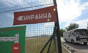 Украинцы массово покидают родину