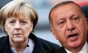 СМИ: Меркель отказалась от банкета в честь Эрдогана