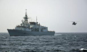 Группировка из пяти кораблей НАТО движется к Черному морю