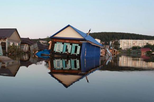 В зоне паводка в Иркутской области пропавшими числятся 11 человек