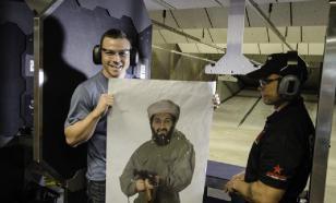 Благодарность от бен Ладена