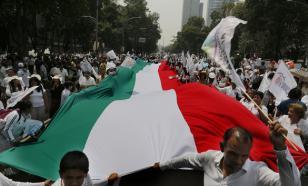 В Мехико началось восстание против гей-браков