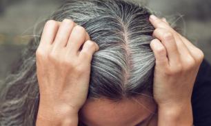 Испанские ученые: ранняя седина никак не связана со старением