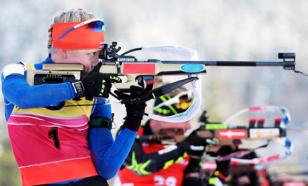"""Российские биатлонисты получат винтовки и патроны """"Калашникова"""" в 2021 году"""
