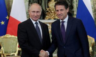 Премьер Италии предложил России помощь в тушении пожаров в Сибири