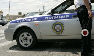 В Грозном 18-летний житель республики открыл огонь по сотрудникам ГИБДД