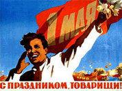 Партии отметили Первомай митингами и шествиями