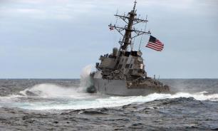 """""""Пытливый"""" наблюдает за действиями военного корабля США в Черном море"""