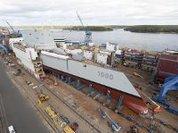 Американцы построили эсминец для новой войны