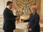 Литва на передовой отрыва Украины от России