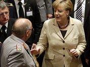 Бундесвер недоволен реформами Меркель