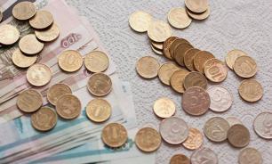 Статистика: Зарплаты россиян отстают от темпов инфляции