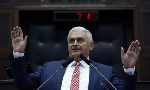 Новому турецкому правительству Йылдырыма вынесен вотум доверия
