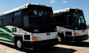 Российские автобусы будут ездить без водителей уже через два года