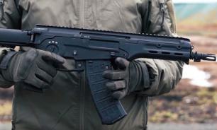 """Калашников"" представил характеристики автомата АМ-17"