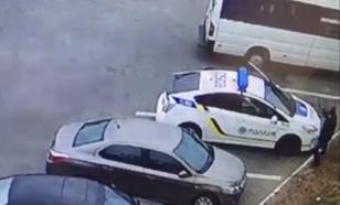 Новые нравы Днепропетровска: Нарушитель ПДД расстрелял гаишников