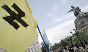 На Украине с воинскими почестями перезахоронили солдат СС