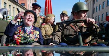 Алексей Шилов: Очень больно видеть, как оскверняют памятники  героям войны