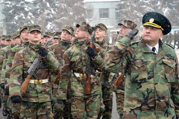 ВКишиневе намитинге заобъединение сРумынией схвачен 21 человек