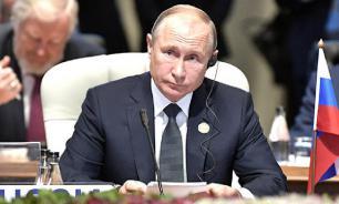 Путин вспомнил о своем артиллерийском прошлом