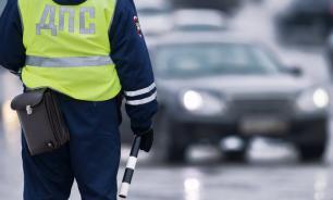 """В МВД предупредили об """"очень жестких мерах"""" по снижению смертности на дорогах"""