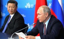 Тихая паника: на Западе рассказали о союзе России и Китая против США