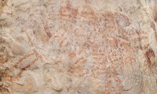 На острове Борнео найдено древнейшее изображение животного