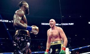 Фанаты бокса в ярости: Кличко отказался драться с Тайсоном Фьюри