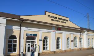 Первые пассажирские поезда запущены по новой дороге в обход Украины