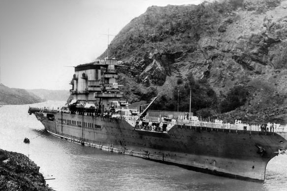 "Как умирала ""Серая леди"" американского флота"