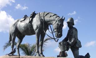 Монументы лошадям: слабонервных просят не смотреть
