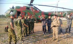 Участки федеральной трассы в Тулуне восстановили военные