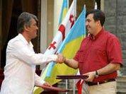 В гости к куму, или Последняя надежда Ющенко