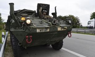 Американские БТР создали в Чехии кризисную обстановку