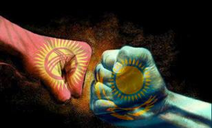 Бишкек продолжает «холодную войну» против Назарбаева
