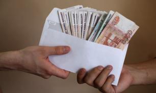 Росстат: половина россиян получают зарплату менее 35 тыс. рублей
