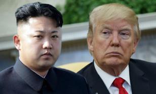 Трамп предупредил о своем возможном разочаровании в Ким Чен Ыне