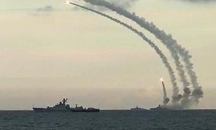 """В России начали работу над созданием новой крылатой ракеты """"Калибр-М"""""""