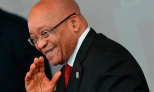 Глава ЮАР назвал Африку крупнейшим из континентов
