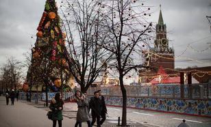 На Красную площадь под Новый год не пустят без пропуска