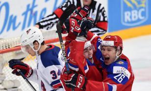 Молодежная сборная России по хоккею обыграла сборную США и вышла в финал МЧМ