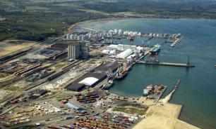 Государство может лишиться транспортно-логистического комплекса в Усть-Луге