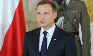 Дуда пока не знает, брать ли Украину в новый проект