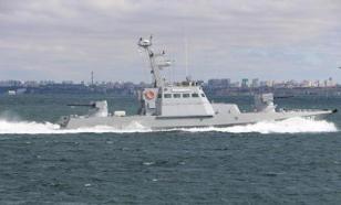"""Базе Украины на Азовском море предрекли гибель за """"считанные минуты"""""""