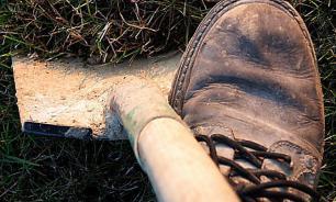 В Башкирии мужчина раскопал могилу, чтобы убедиться в смерти знакомой