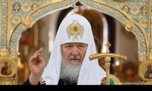 Патриарх Кирилл сообщил о поражении Украины