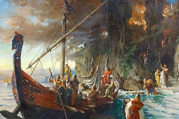 Викинги варили не эль, а смолу. И тем побеждали