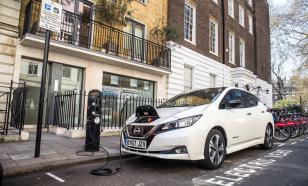 В Великобритании не хватает станций для заправки электромобилей