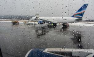 Летевший в Москву самолет экстренно приземлился из-за смерти пассажира