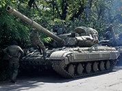 Российское оружие для Донбасса идет морем